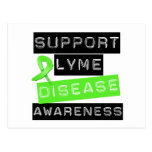 Support Lyme Disease Awareness Postcards