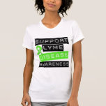 Support Lyme Disease Awareness Shirts