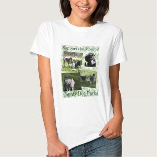 Support MC Dog Parks T-shirt