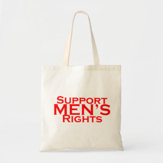 Support Men's Rights -- Cool Tote! Tote Bag