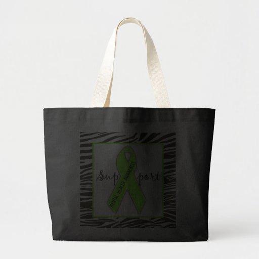 Support Mental Health Awareness Bag/DivaLime