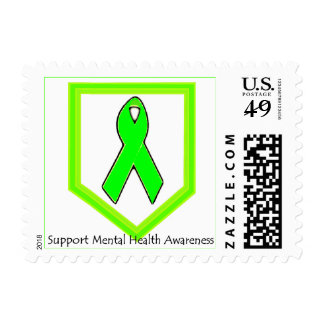 """""""Support Mental Health Awareness"""" Postage"""