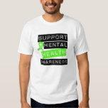 Support Mental Health Awareness T Shirt