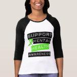 Support Mental Health Awareness T-Shirt