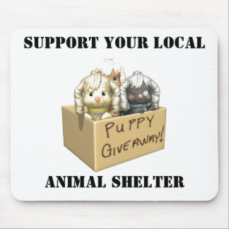 Support  Mousepad
