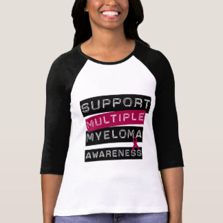 Support Multiple Myeloma Awareness T-shirts