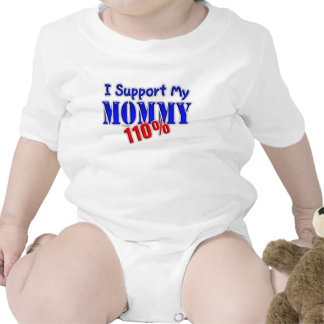 Support My Mommy 110% Tee Shirt