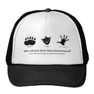 Support NaNo Los Angeles! Trucker Hat