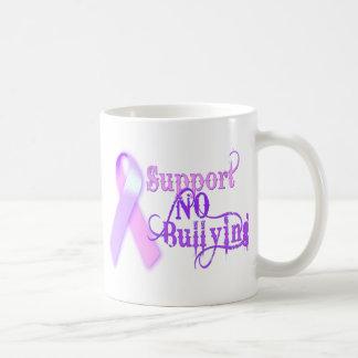 Support No Bullying Classic White Coffee Mug