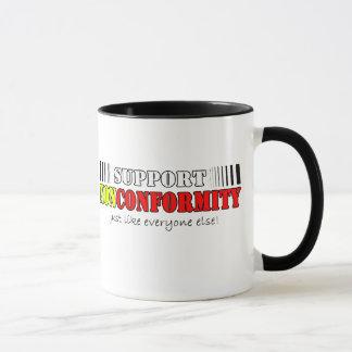 Support NonConformity Mug
