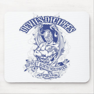 Support North Hollywood Bikers Mouse Pad