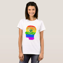 Support Not Stigma - Mental Health Awareness T-Shirt