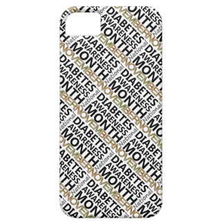 Support November National Diabetes Awareness Month iPhone 5 Cover