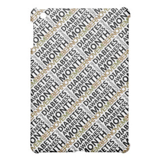 Support November National Diabetes Awareness Month Case For The iPad Mini