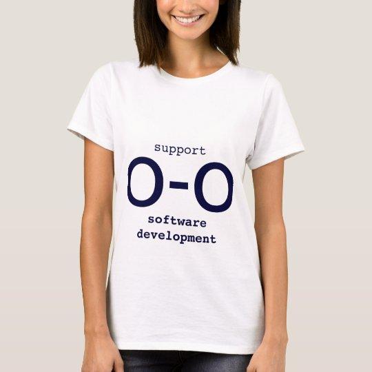 Support O-O Software Development T-Shirt
