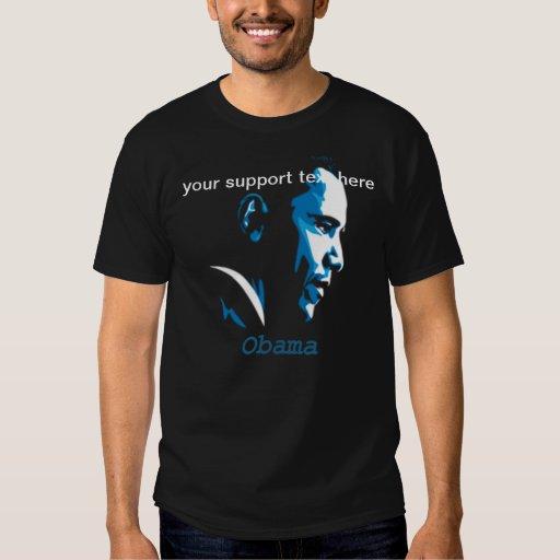 support Obama for president 2012 T Shirt
