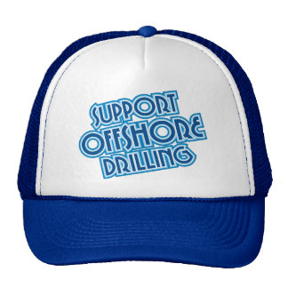 Support Offshore Drilling Trucker Hat