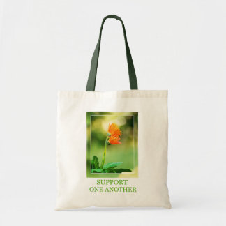 Support One Another Tote Bag