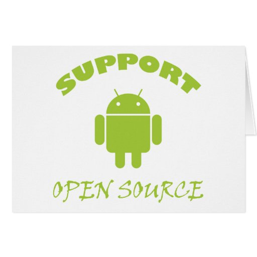 Support Open Source Robot Cards
