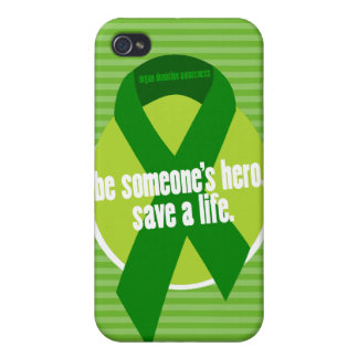 Support Organ Donation Awareness iPhone4 Case iPhone 4/4S Cover