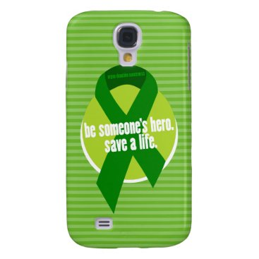 Support Organ Donation Awareness iPhone 3G/GS Case