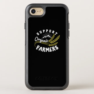 Support Organic Farmers Farming OtterBox Symmetry iPhone 8/7 Case