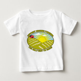 Support Organic Farming Baby T-Shirt