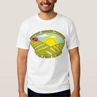 Support Organic Farming Shirt