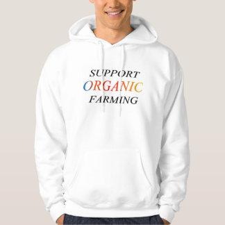 Support Organic Hoodie