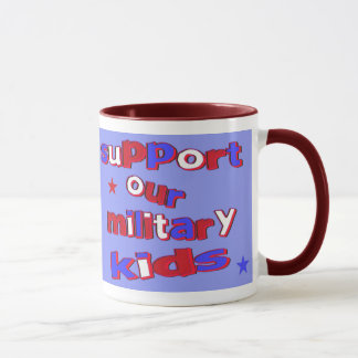 Support our Militay Kids Mug