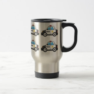 Support Our Police Travel Mug