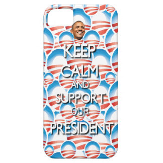Support Our President iPhone 5 Covers