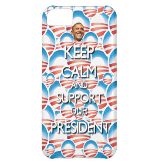 Support Our President iPhone 5C Case
