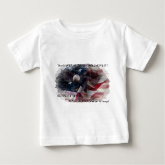 Support Our Troops Baby T-Shirt