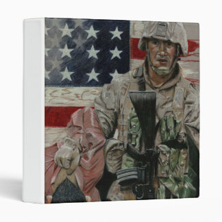 Support our Troops Binders