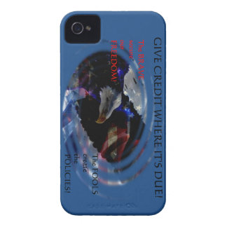 Support Our Troops iPhone 4 Cases