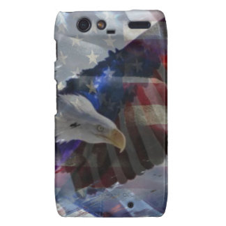 Support Our Troops Droid RAZR Cover