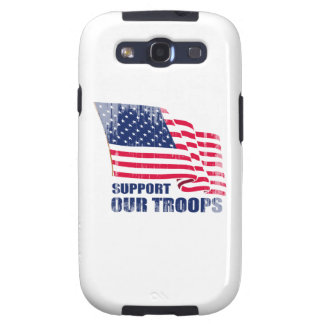 Support our troops Faded.png Galaxy S3 Covers