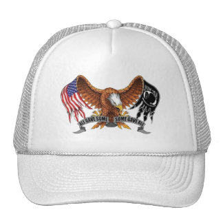 Support Our Troops Mesh Hat