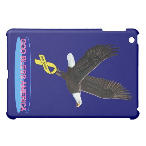 Support Our Troops  iPad Mini Cover