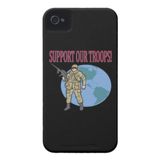 Support Our Troops iPhone 4 Cover