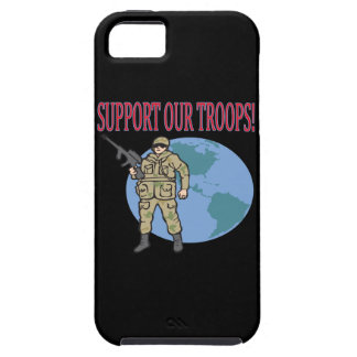 Support Our Troops iPhone SE/5/5s Case