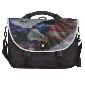 Support Our Troops Commuter Bag