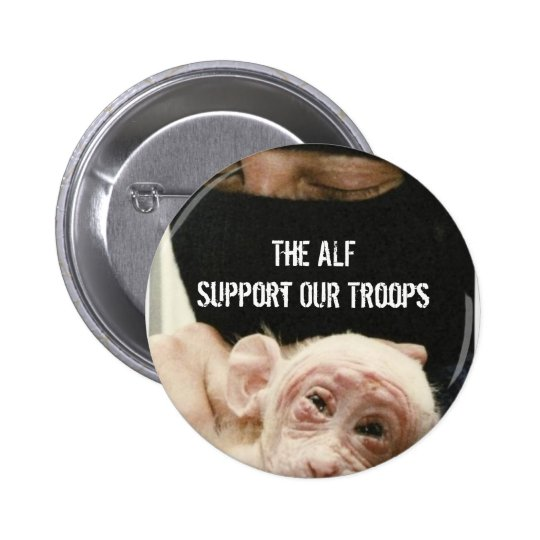 Support OUR Troops! Pinback Button