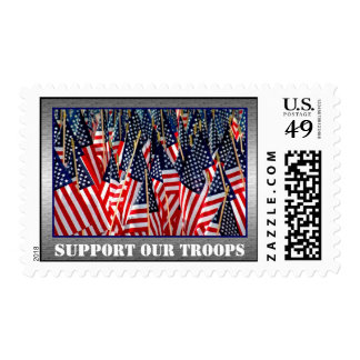 Support Our Troops Postage