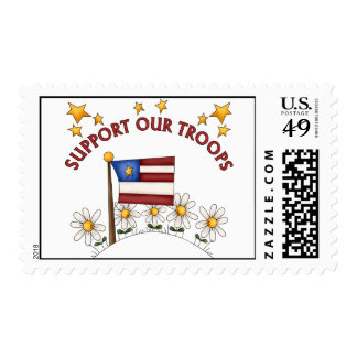 Support Our Troops (Postage) Postage Stamp