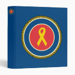 Support Our Troops Ribbon Binders