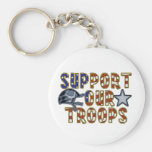 Support Our Troops - SRF Key Chains