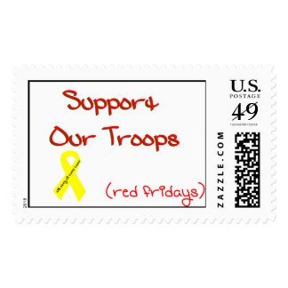 Support Our Troops (stamps) Stamps