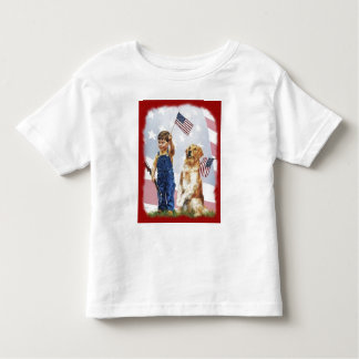 Support Our Troops Toddler T-shirt